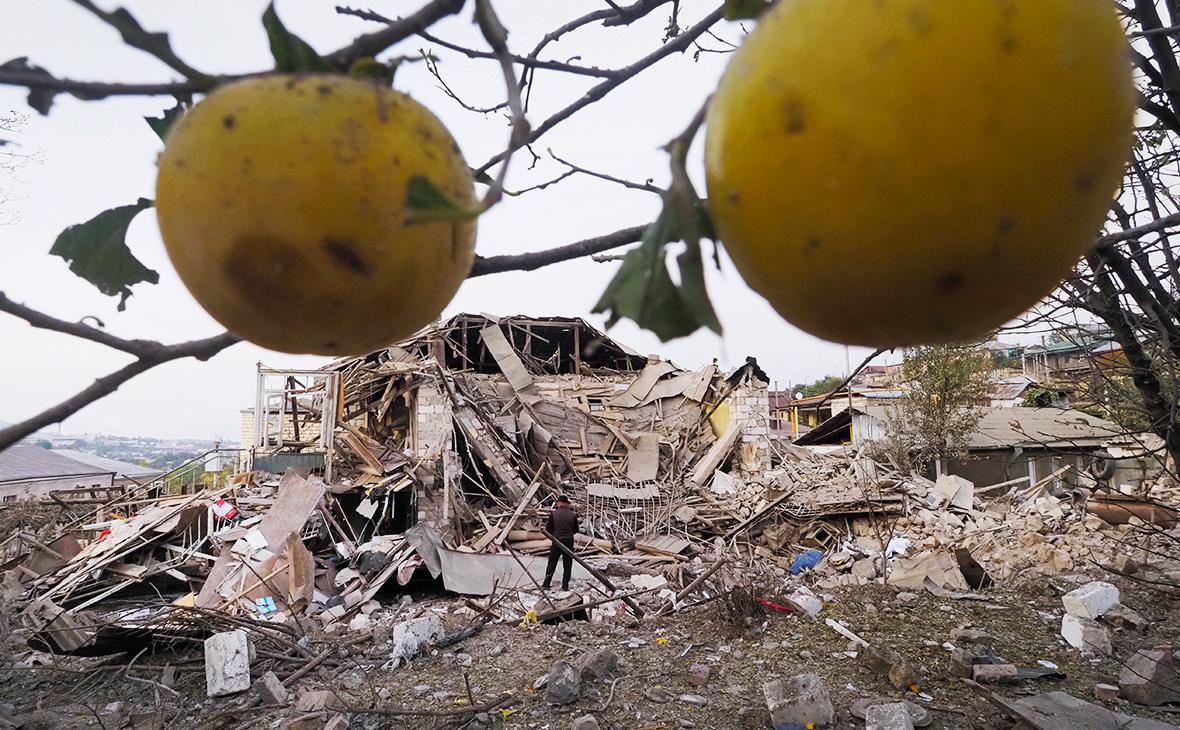 Ереван обвинил Баку в отказе от вывоза раненых при помощи Красного Креста