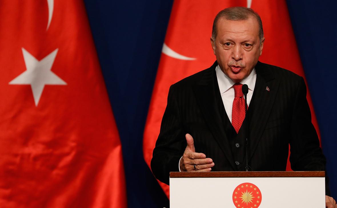 Эрдоган заявил о результатах совместных усилий России и Турции в Карабахе