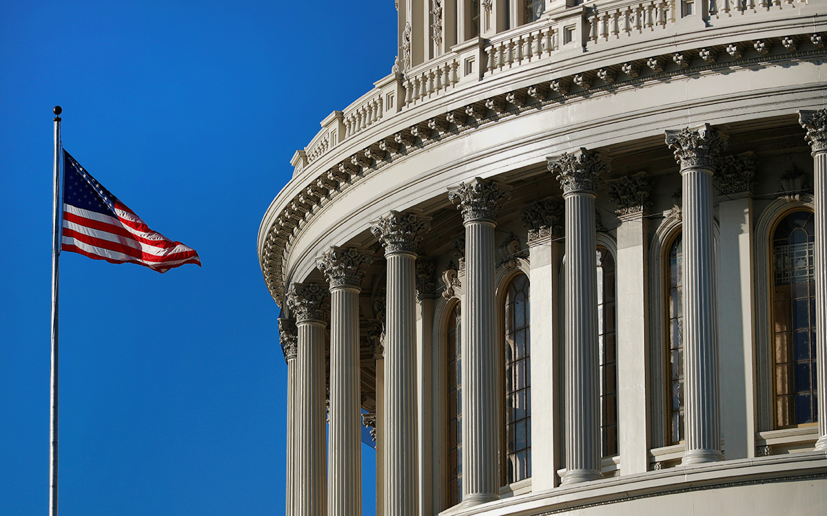 Палата представителей США одобрила план спасения экономики на $1,9 трлн