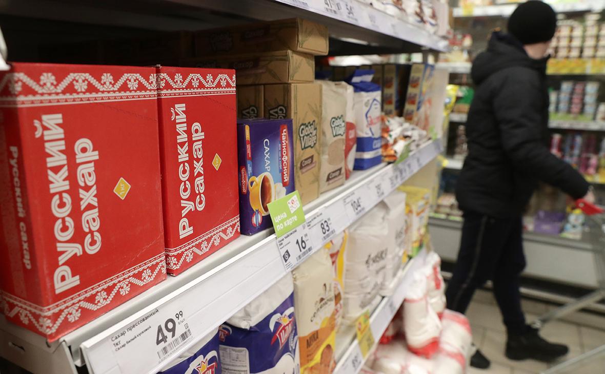 Торговые сети столкнулись с проблемами при закупках после заморозки цен