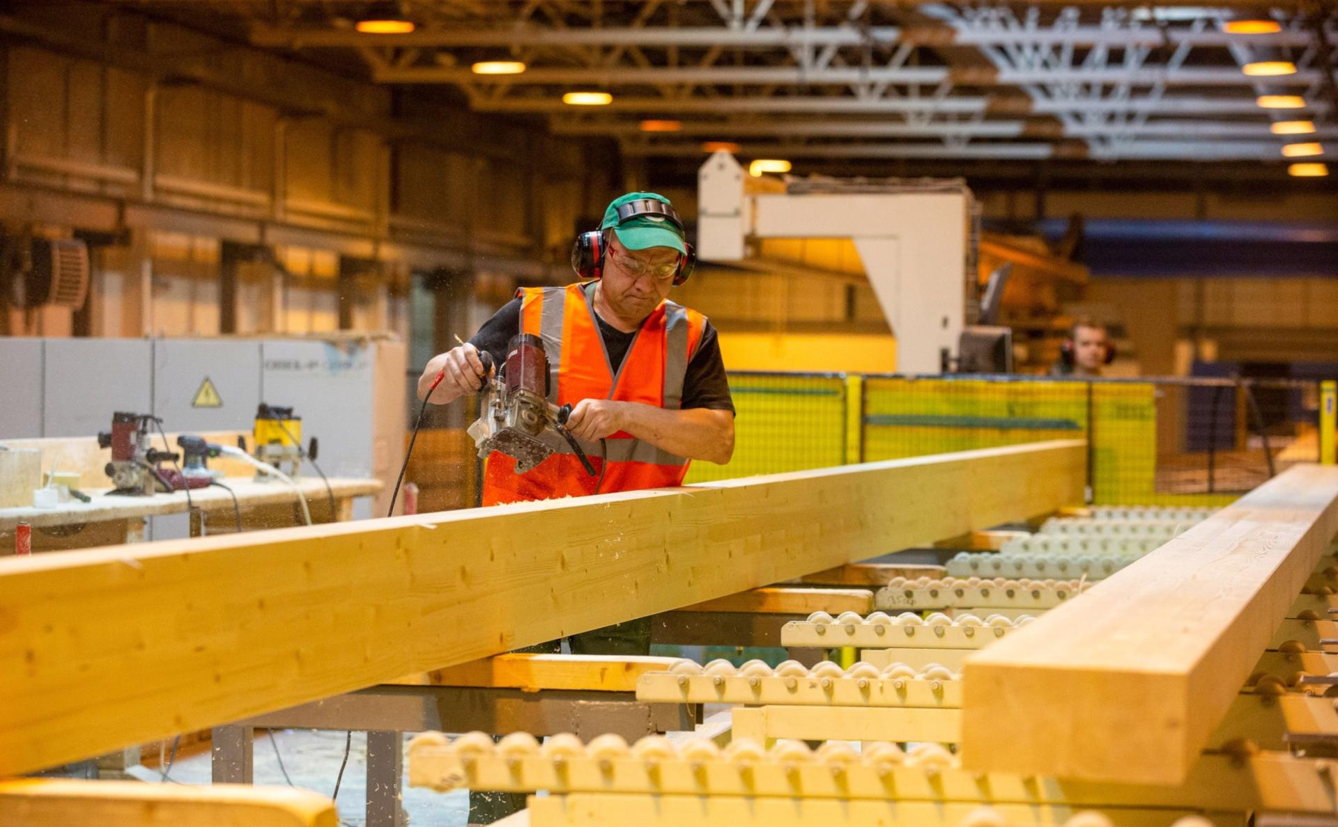 Глава лесопромышленного холдинга объяснил скачок цен на стройматериалы
