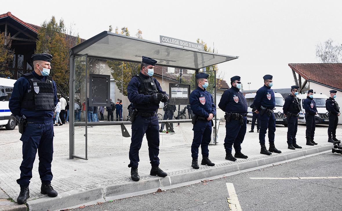 Кадыров ответил на убийство во Франции словами «чеченцы здесь ни при чем»