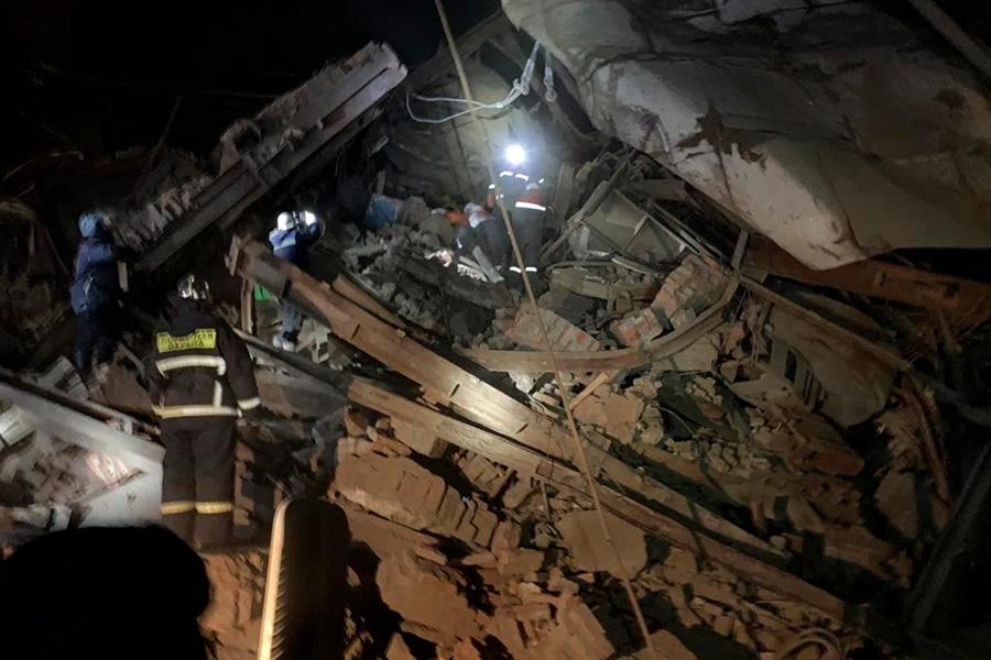 Минздрав сообщил о состоянии пострадавших при ЧП на фабрике в Норильске