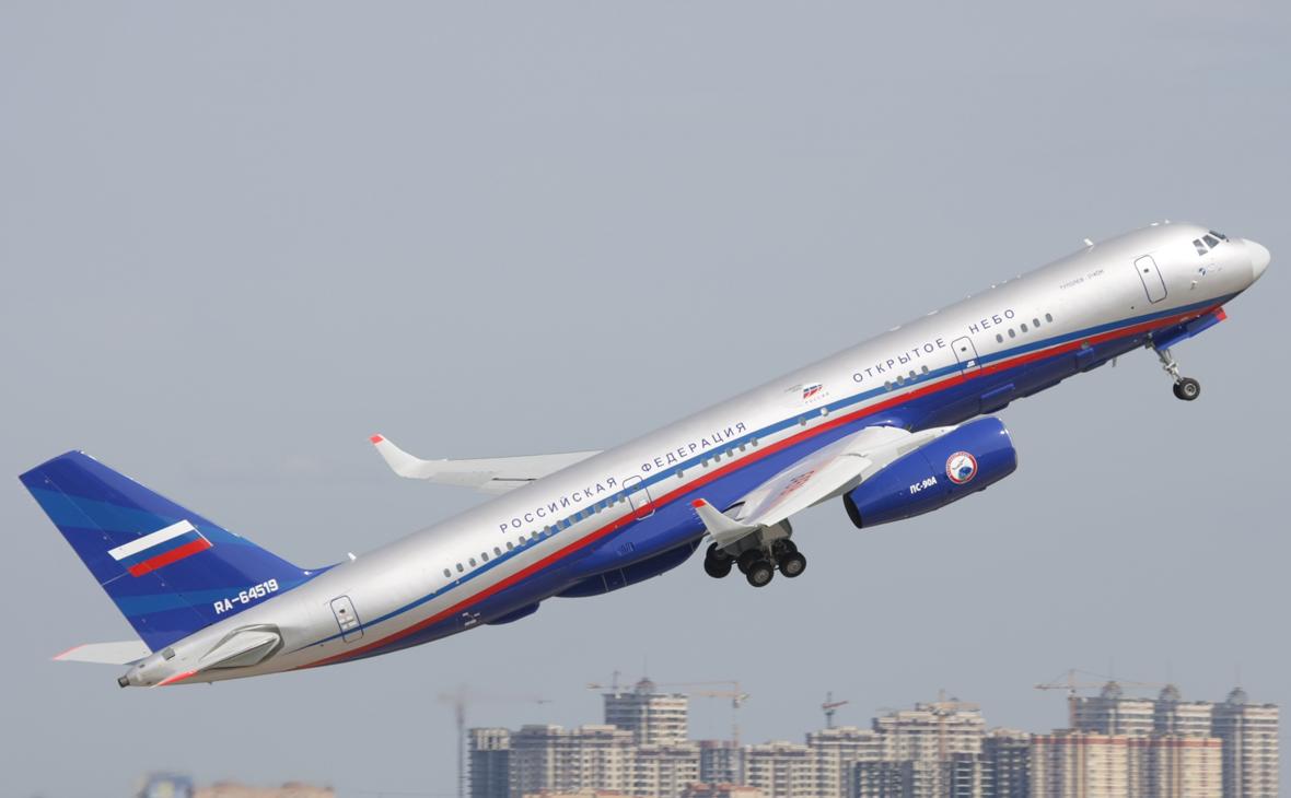 Москва призвала задуматься после выхода США из Договора по открытому небу