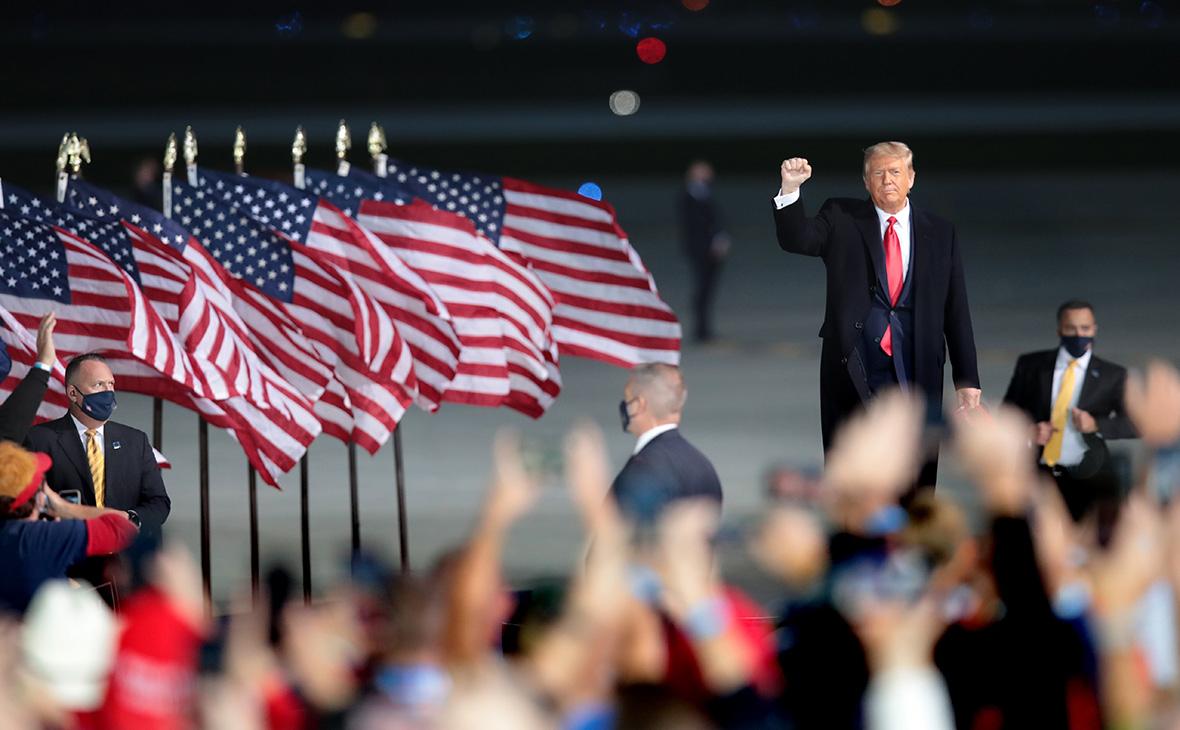 Трамп пообещал установить «мир с позиции силы» с помощью нового оружия