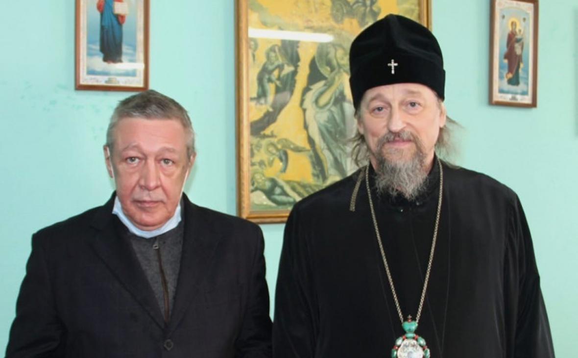 Появились фотографии Михаила Ефремова в СИЗО в Белгороде