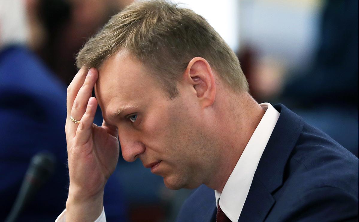 ФСИН заподозрила Навального в нарушении правил условного осуждения