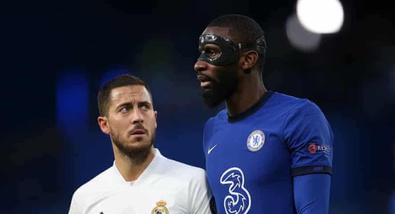 Посредники предложили «Челси» подписать Азара. «Реал» готов продать его за 60 млн евро
