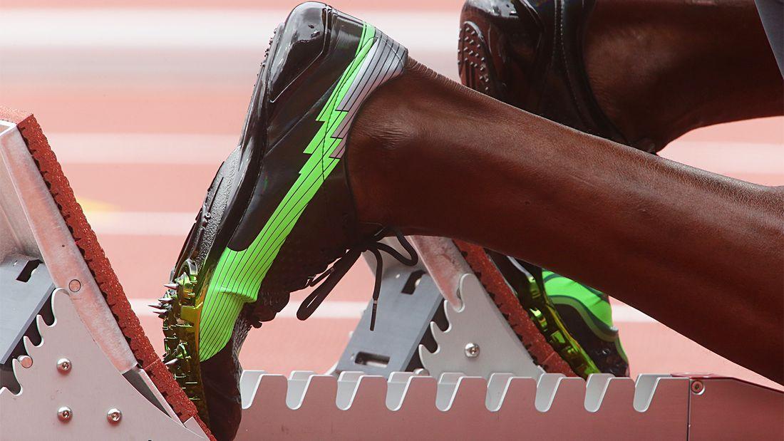 Спортсменов на Олимпиаде будут проверят на 'кроссовковый' допинг. Обувь реально помогает улучшать результаты