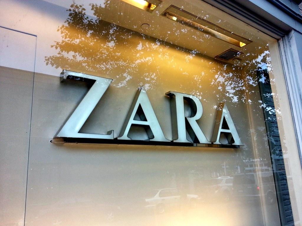 Zara будет продавать в России собственную линию косметики