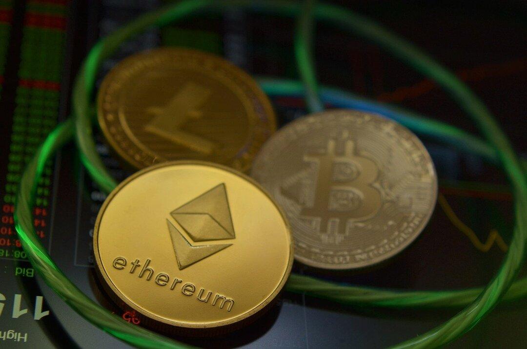 Курс Ethereum впервые пробил отметку в $3 тысячи