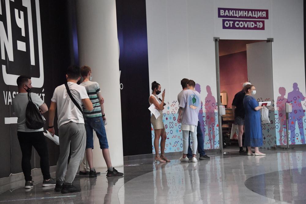 Власти Москвы опровергли наличие вакцины Эпивак в пунктах вакцинации