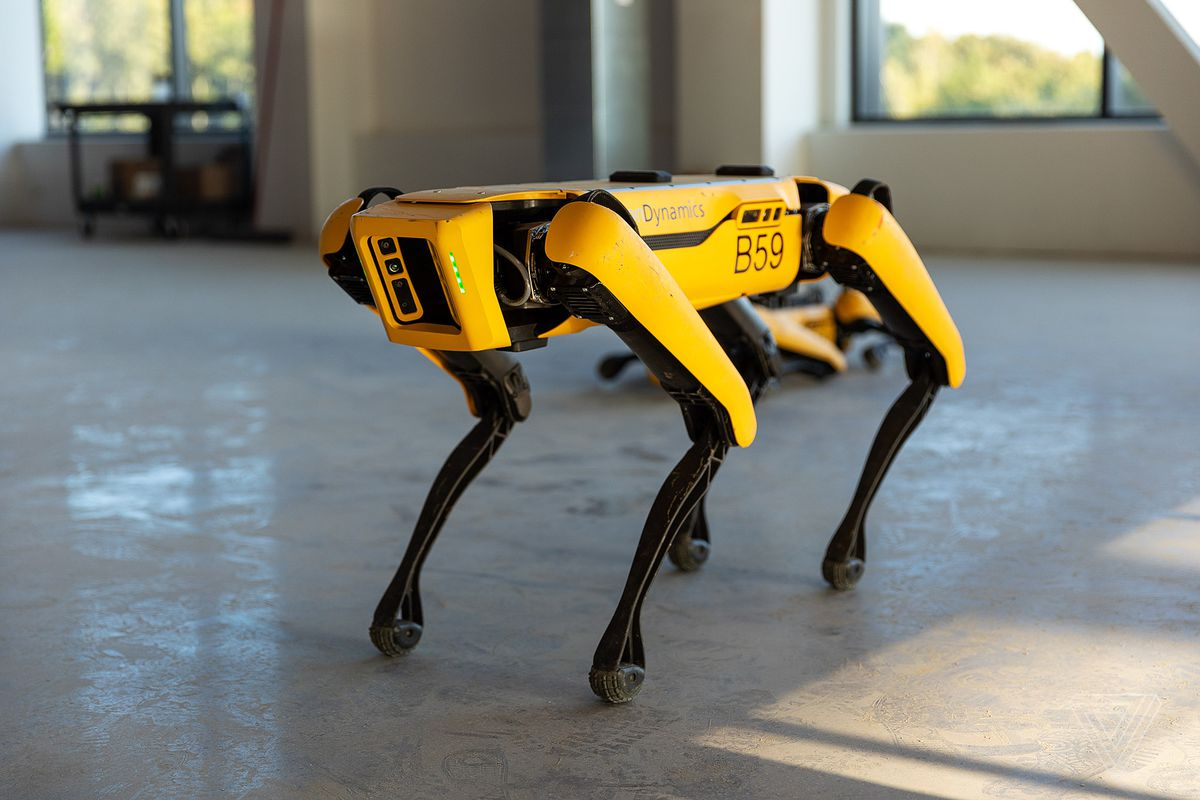 Hyundai может купить Boston Dynamics за $1 млрд  Bloomberg