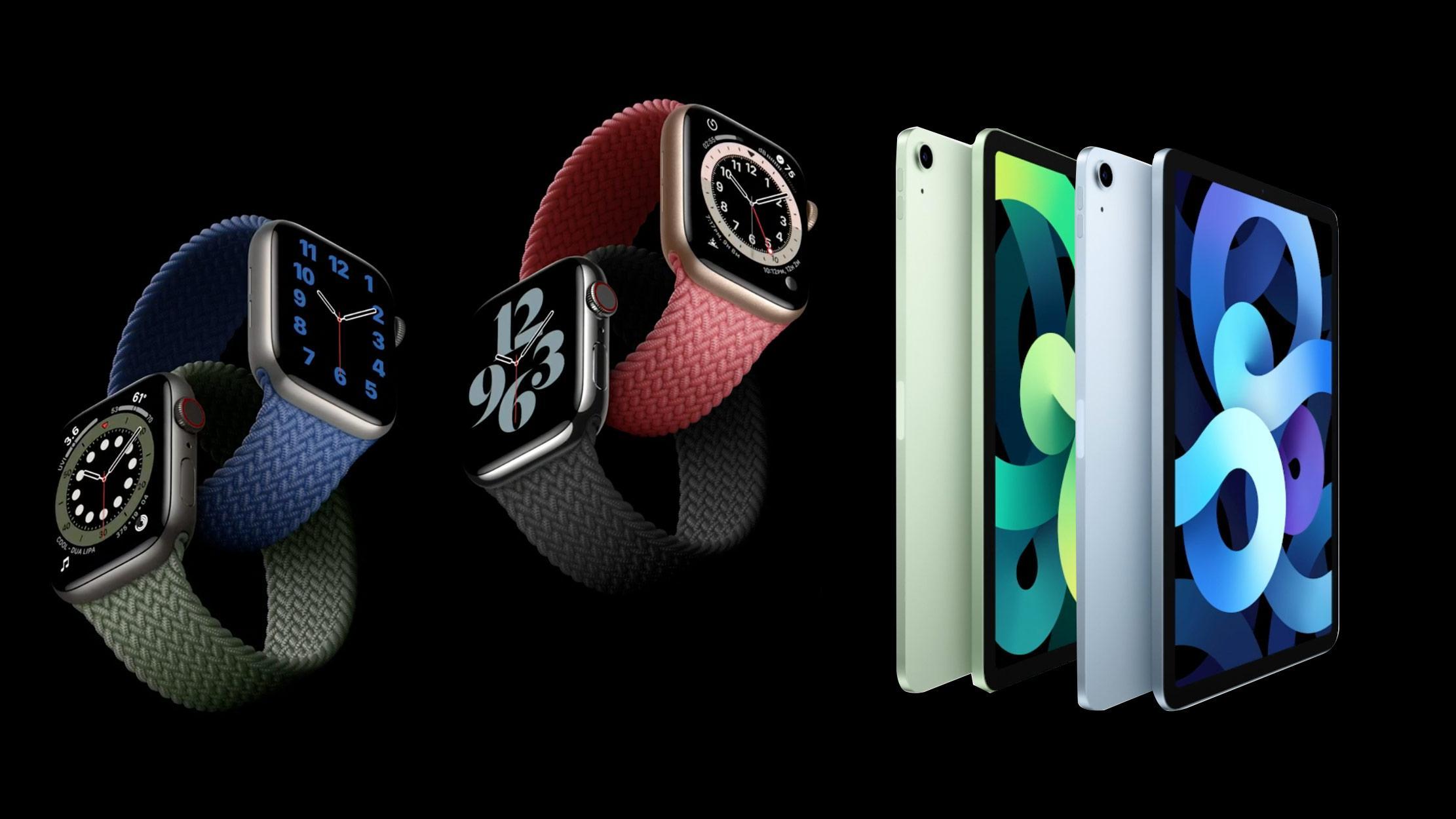 Самая странная презентация Apple. Почему все ждали Apple Watch SE и iPad Air