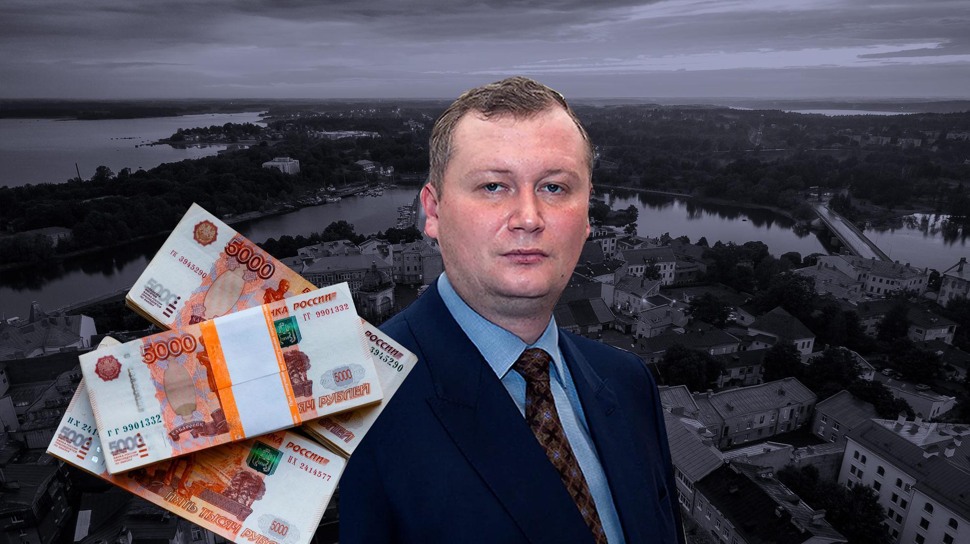 Афера с видами на Москву. Чиновника из Выборга подозревают в хищении 700 млн, на которые он хотел купить должность в столице