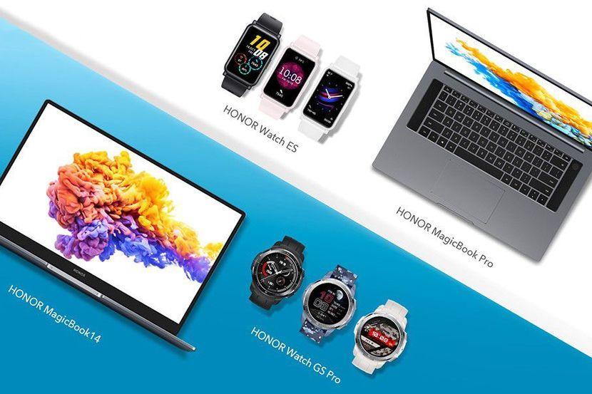 Honor представила настоящих убийц iPad, MacBook и Apple Watch