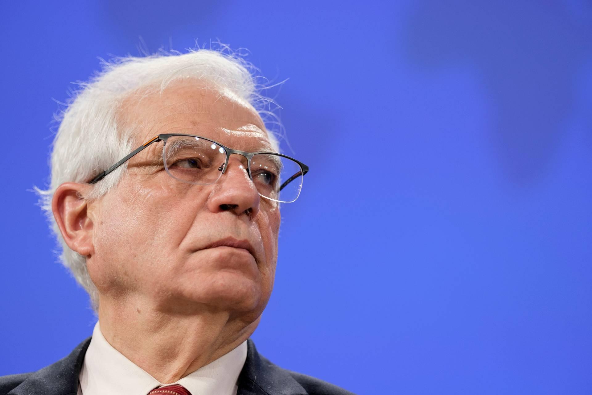 Еврокомиссар Боррель назвал лишёнными оснований санкции России против чиновников ЕС
