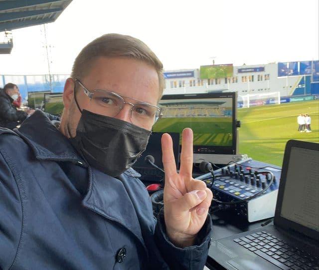 Комментатор 'Матч ТВ' Моссаковский не смог попасть в Азербайджан на матч Евро-2020