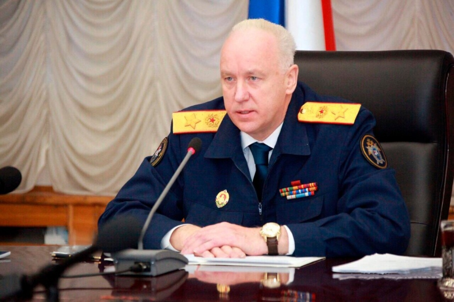 Глава СК Бастрыкин взял на контроль проверку по факту избиения сына Стаса Пьехи