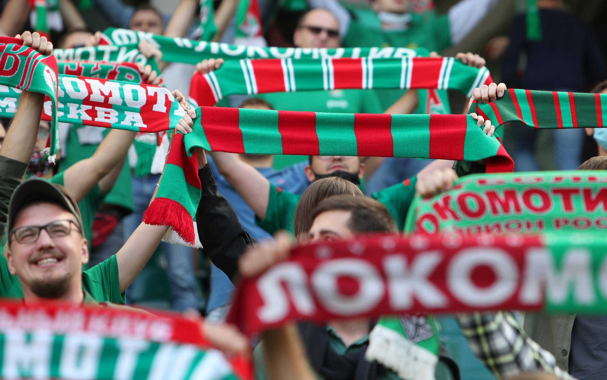 Встречу 'Локомотива' и 'Марселя' в Лиге Европы смогут вживую увидеть до 8 тысяч человек