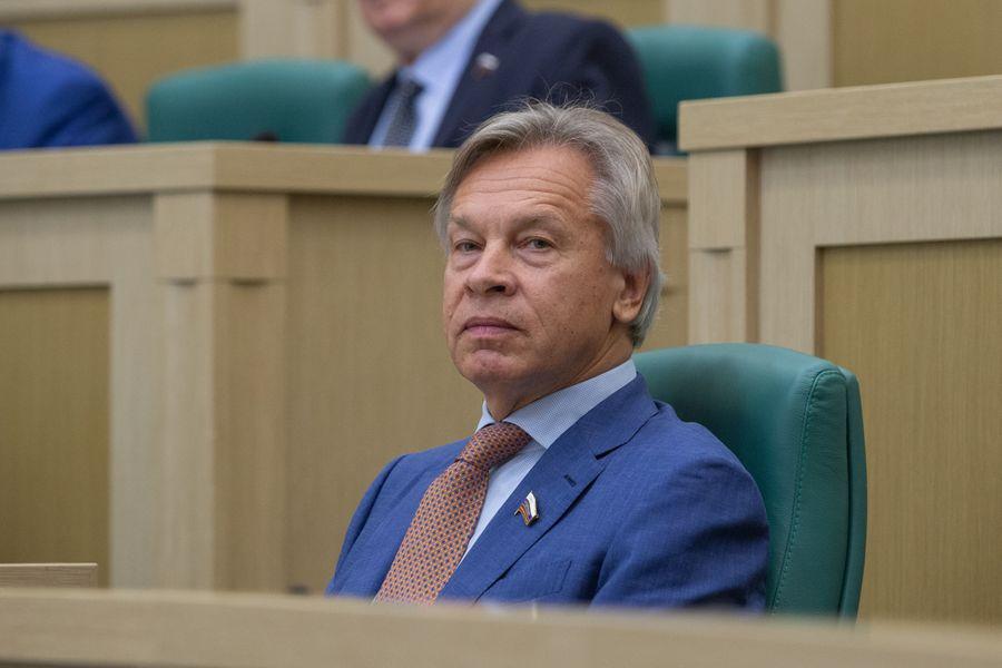 Пушков ответил фразой из рекламы на угрозы Госдепа в адрес России